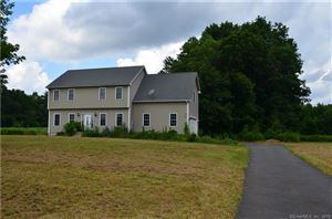 Photo of 49 Stafford Road, Somers, CT 06071 (MLS # 170216449)