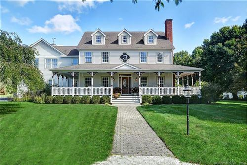 Photo of 70 Soundview Drive, Easton, CT 06612 (MLS # 170414450)
