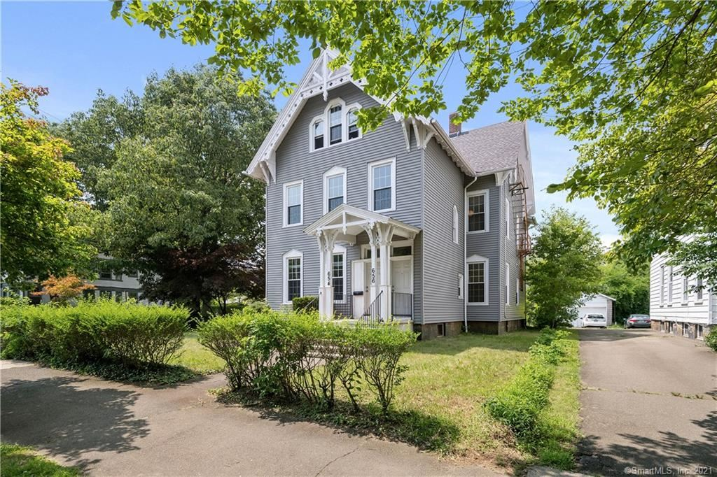 656 Orange Street, New Haven, CT 06511 - #: 170424450