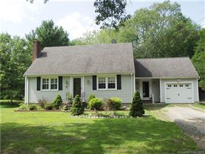 Photo of 307 Amston Road, Colchester, CT 06415 (MLS # 170152451)