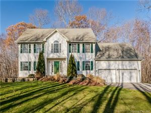 Photo of 343 Woodmont Drive, Coventry, CT 06238 (MLS # 170035457)