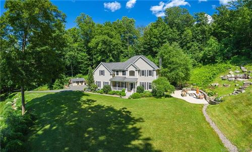 Photo of 260 White Deer Rocks Road, Woodbury, CT 06798 (MLS # 170317457)
