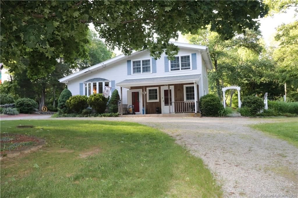 Photo for 553 Route 32, Franklin, CT 06254 (MLS # 170095457)