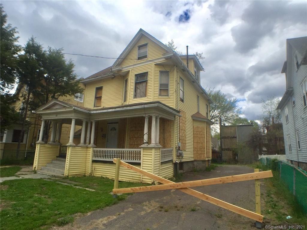 66 Deerfield Avenue, Hartford, CT 06112 - #: 170398458