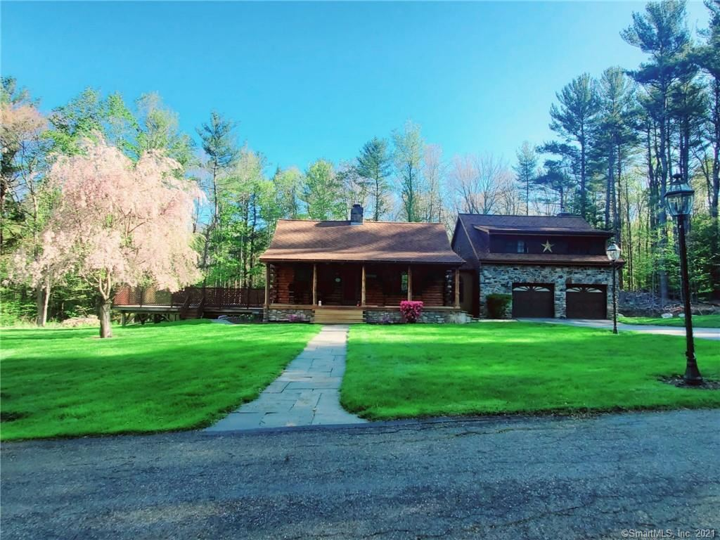 Photo of 125 Old North Road, Winchester, CT 06098 (MLS # 170397460)