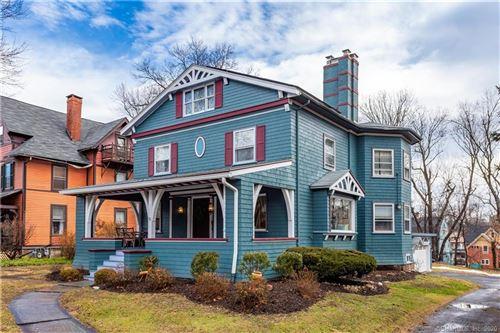 Photo of 76 Kenyon Street, Hartford, CT 06105 (MLS # 170163462)