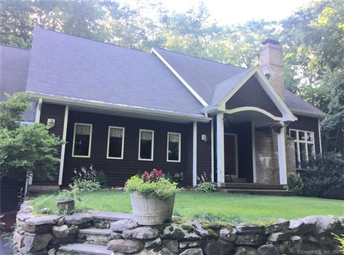 Photo of 93 Taylor Road, Barkhamsted, CT 06063 (MLS # 170383462)