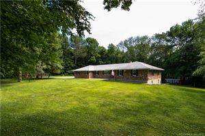 Photo of 120 Fitts Road, Ashford, CT 06278 (MLS # 170214463)
