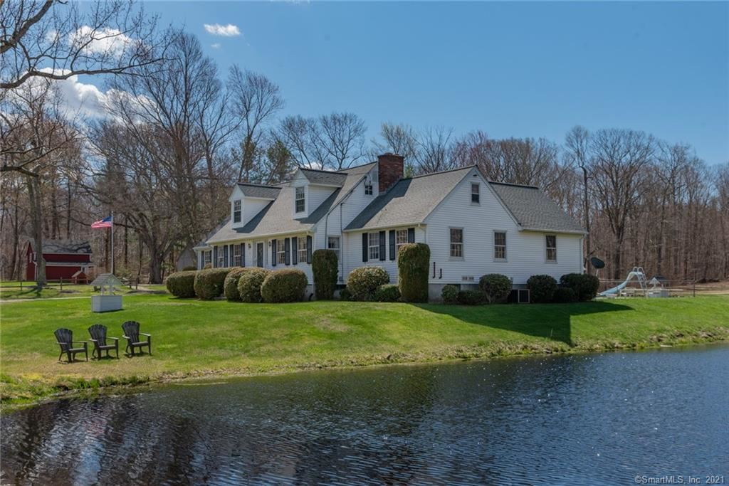 61 Cemetery Road, Colchester, CT 06415 - #: 170369463