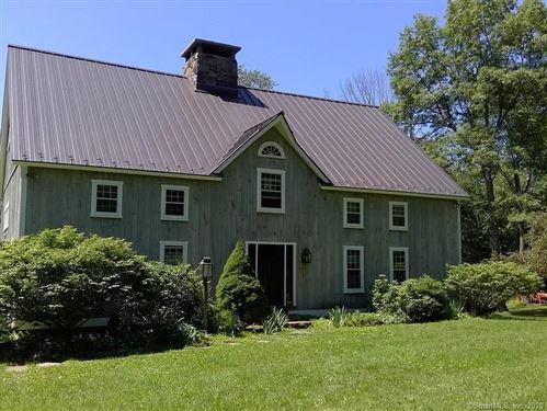 Photo of 335 Brick School Road, Warren, CT 06754 (MLS # 170318469)