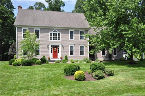 Photo of 15 Westwood Drive, Canton, CT 06019 (MLS # 170421469)