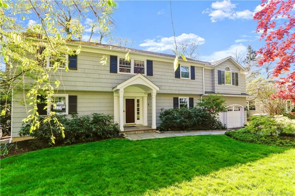 6 Palmer Terrace, Greenwich, CT 06878 - MLS#: 170295469