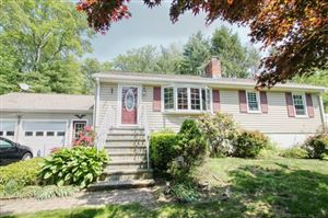 Photo of 76 Francis Drive, Bethany, CT 06524 (MLS # 170088470)