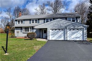 Photo of 906 Cloverdale Circle, Wethersfield, CT 06109 (MLS # 170069473)