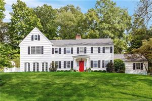 Photo of 8 Briar Brae Road, Darien, CT 06820 (MLS # 170134474)
