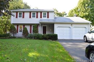 Photo of 89 Woodfield Crossing, Rocky Hill, CT 06067 (MLS # 170137474)