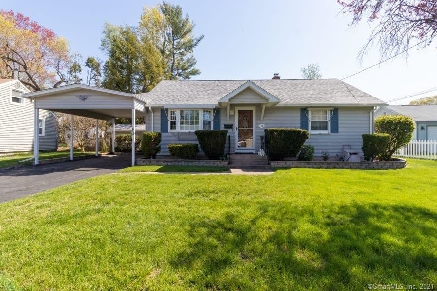 12 Crescent Drive, East Hartford, CT 06118 - #: 170397475