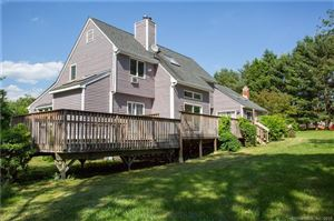 Photo of 105 Davis Road, Burlington, CT 06013 (MLS # 170240476)