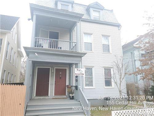 Photo of 157 Cedar Hill Avenue, New Haven, CT 06511 (MLS # 170367480)