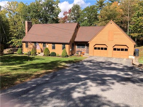 Photo of 92 Rockwell Road, Colebrook, CT 06021 (MLS # 170343481)