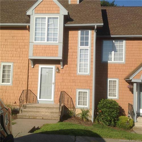 Photo of 24 Joseph Court #24, East Windsor, CT 06016 (MLS # 170422481)