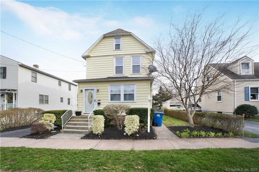 99 Myron Street, New Haven, CT 06512 - #: 170385482