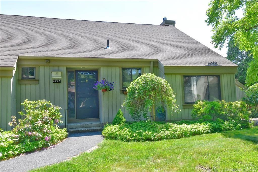 819 Heritage Village #B, Southbury, CT 06488 - #: 170407482