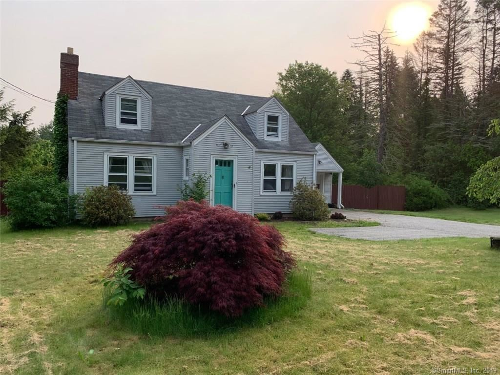 Photo for 215 Route 6, Andover, CT 06232 (MLS # 170201483)