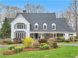 Photo of 91 Knollwood Lane, New Canaan, CT 06840 (MLS # 170071485)