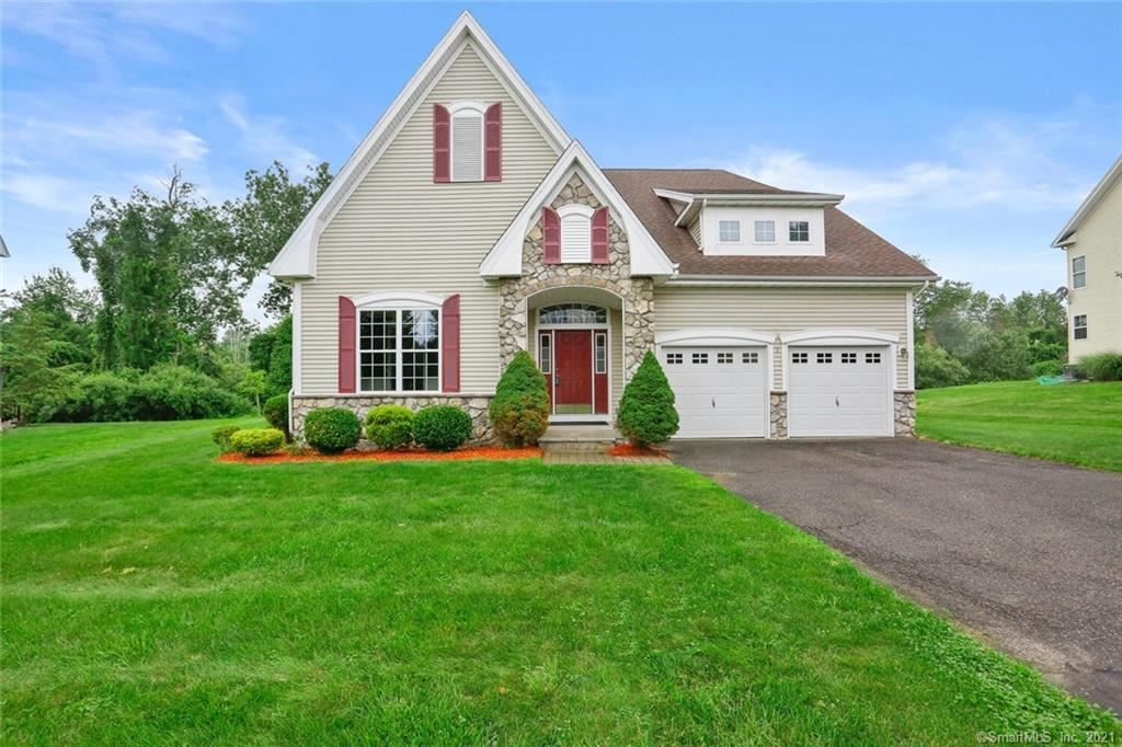 3 Colonial Court #3, Middlebury, CT 06762 - #: 170422485