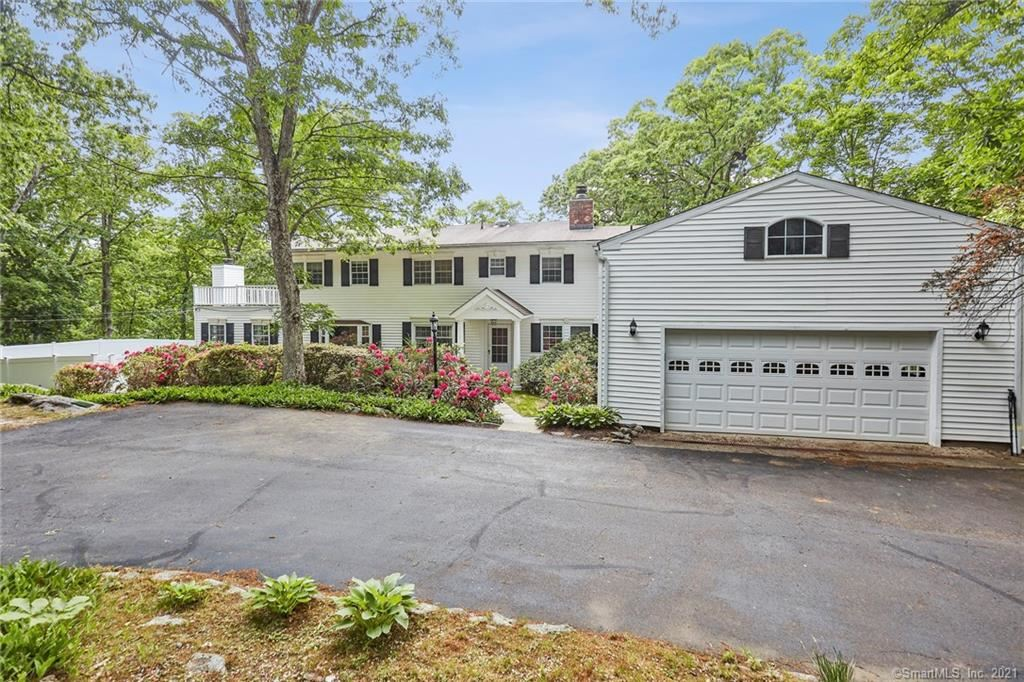 60 Cheesespring Road, Wilton, CT 06897 - #: 170434486