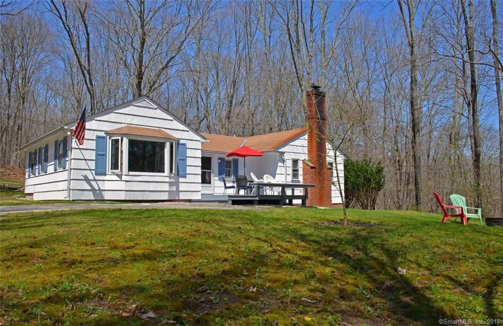 Photo for 37 Rockledge Drive, Andover, CT 06232 (MLS # 170079488)