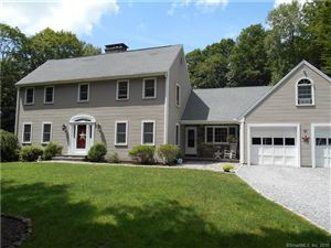 Photo of 91 Old Forge Road, Hartland, CT 06065 (MLS # 170077489)