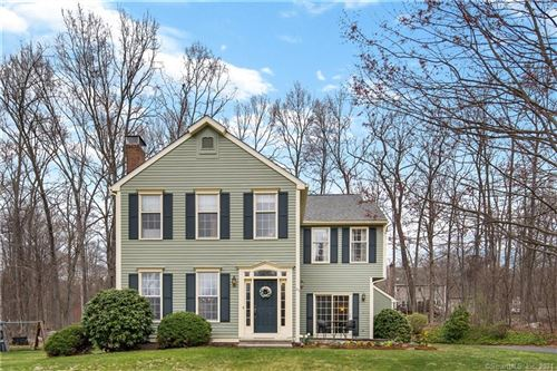 Photo of 29 Old Farms Road, Andover, CT 06232 (MLS # 170385490)