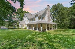 Photo of 147 Woodland Road, New Canaan, CT 06840 (MLS # 170010495)