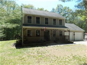 Photo of 245 Coomer Hill Road, Killingly, CT 06241 (MLS # 170094496)