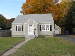 Photo of 159 Woodland Street, Manchester, CT 06042 (MLS # 170144496)