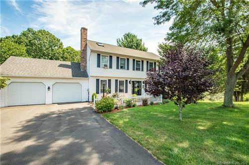 Photo of 7 Whiffle Tree Road, Wallingford, CT 06492 (MLS # 170273497)