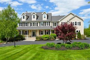 Photo of 24 Cider Mill Heights, Granby, CT 06060 (MLS # 170046498)