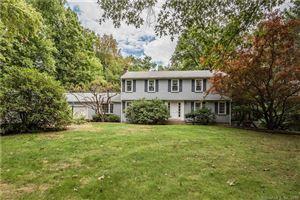 Photo of 4 Overlook Drive, Canton, CT 06019 (MLS # 170234498)