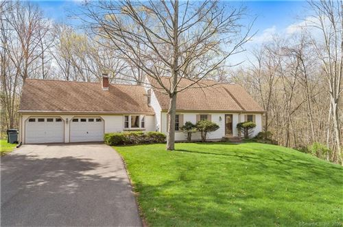 Photo of 447 Wood Hill Road, Cheshire, CT 06410 (MLS # 170261500)