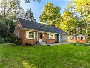 Photo of 53 Codfish Falls Road, Mansfield, CT 06268 (MLS # 170238501)