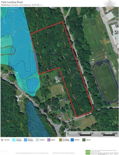 Photo of 0 Land Vol 120 page 577 Kelsey Hill, Deep River, CT 06417 (MLS # 170403502)