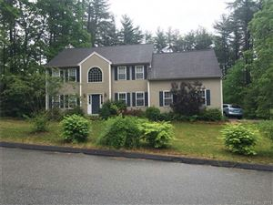 Photo of 45 Adeline Place, Mansfield, CT 06250 (MLS # 170169503)