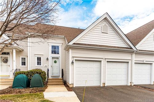 Photo of 10 Meadowview Court #10, Canton, CT 06019 (MLS # 170276503)