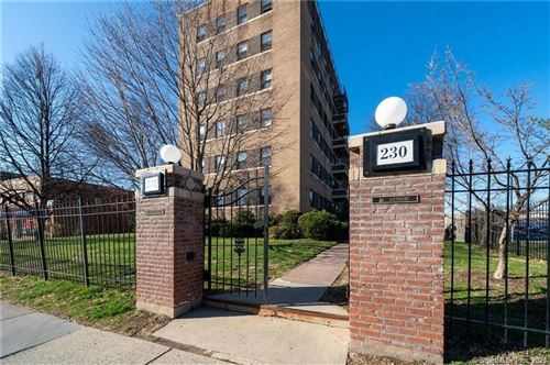 Photo of 230 Farmington Avenue #F4, Hartford, CT 06105 (MLS # 170446503)