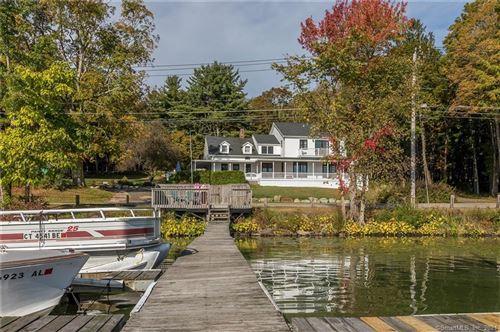 Photo of 105 Bantam Lake Road, Morris, CT 06763 (MLS # 170359507)