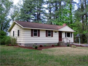 Photo of 15 Fern Hollow Drive, Granby, CT 06035 (MLS # 170043510)