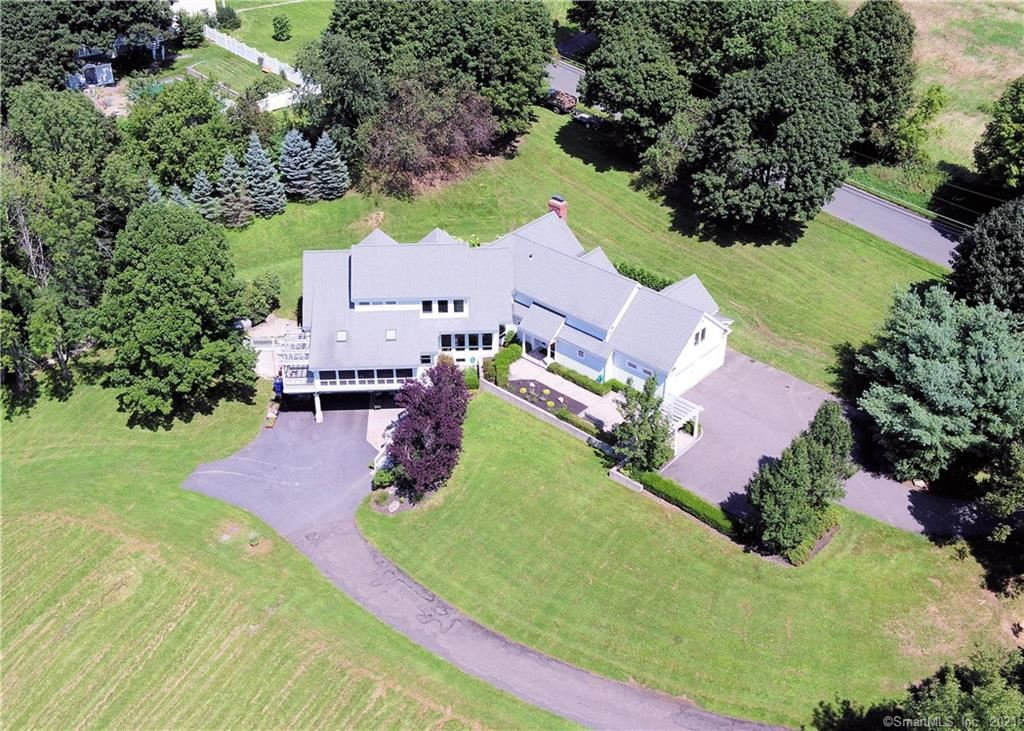 Photo of 51 Camp Hill Road, Litchfield, CT 06778 (MLS # 170433511)
