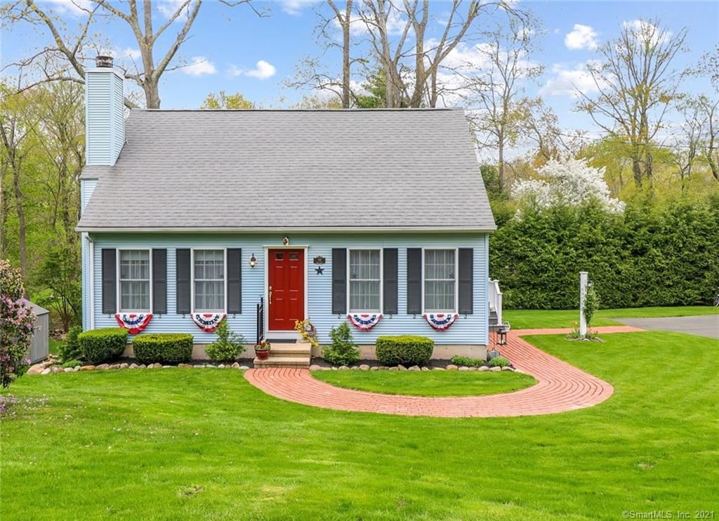 48 Forest Lane, Canton, CT 06019 - #: 170395512